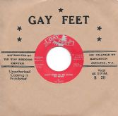 Joe Higgs - Don't Come To My House No More / The Conquerors - Listen To Me Baby (Gay Feet / Dub Store) JPN 7""